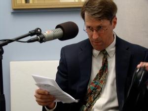 Allegheny Front's Host, Matthew Craig
