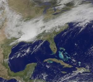 NOAA/NASA Satellite Photo