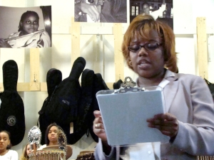 Dilworth's Principal, Dr. Monica Lamar