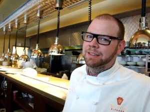 Keith Fuller, Executive Chef at Six Penn Kitchen