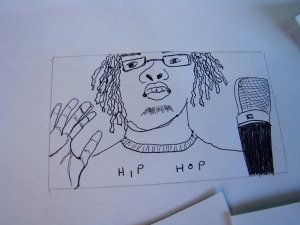 hiphopCARD
