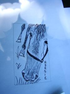 horsieCARD