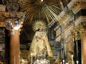 Our Lady of the Basilica (La Senora de los Santos Inocentes Martires y Desamparados)